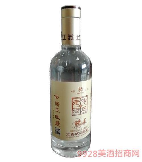 全德传正老酒42度500ml
