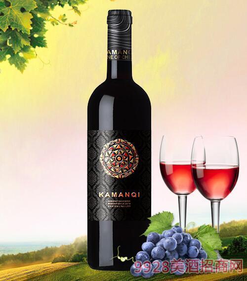 卡曼琪干红葡萄酒750ml