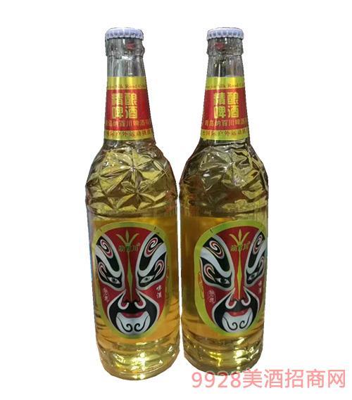 007纳百川脸谱精酿啤酒