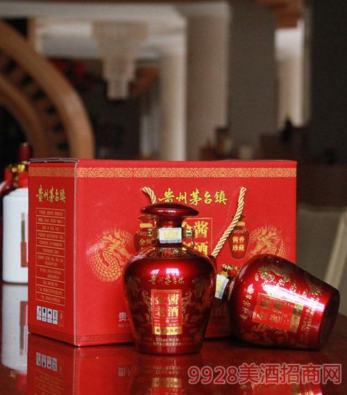 金酱酒小红坛