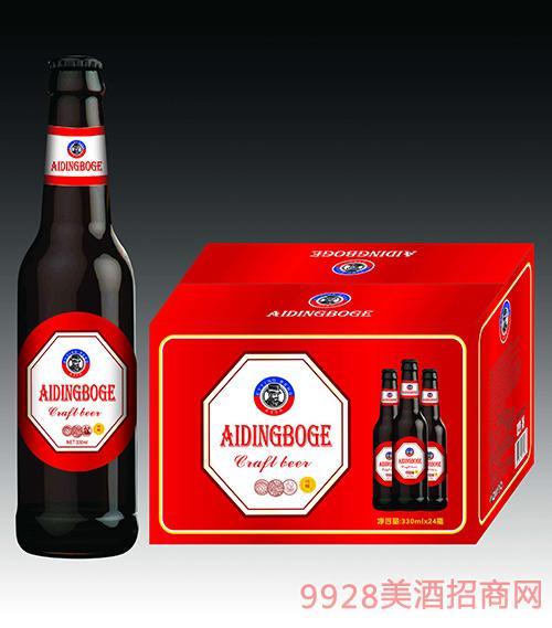 爱丁博格啤酒330mlx24