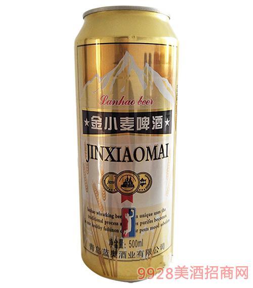 金小麦啤酒500ml