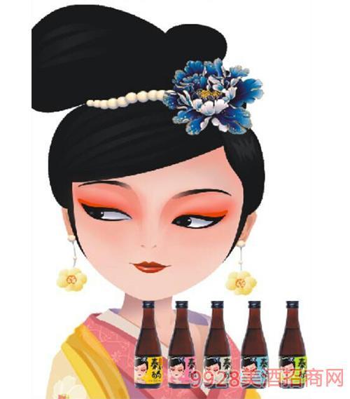 秦小酌长安黄酒