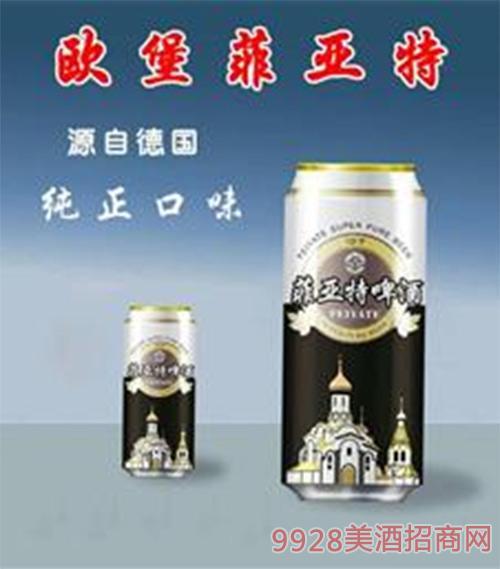 菲亚特啤酒(城堡图案)500ml