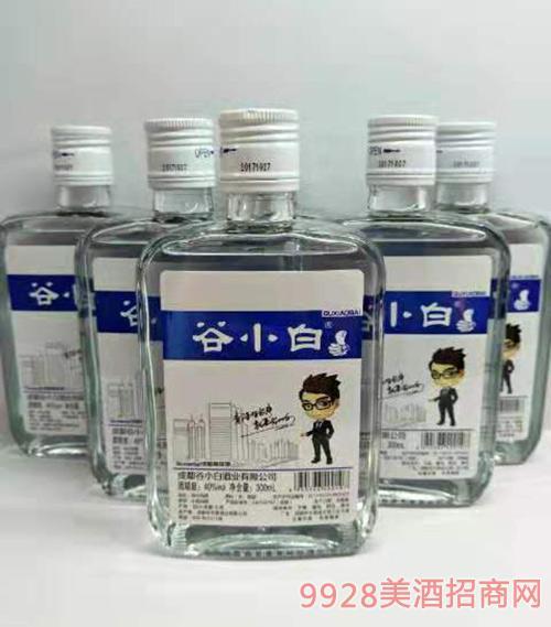 谷小白酒40度300ml