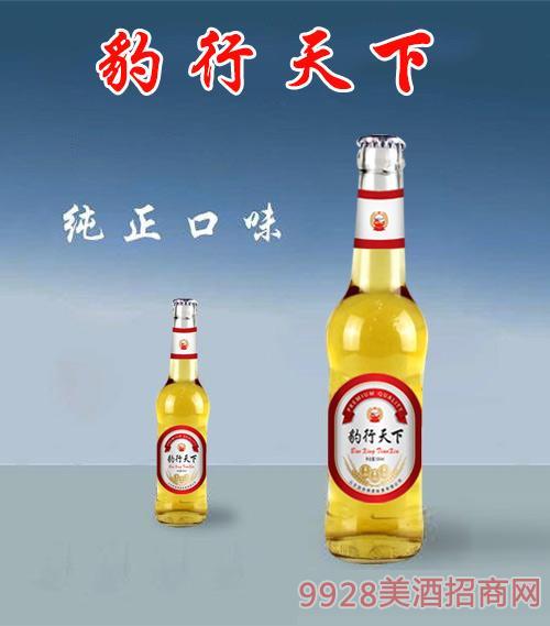豹行天下啤酒 330ml