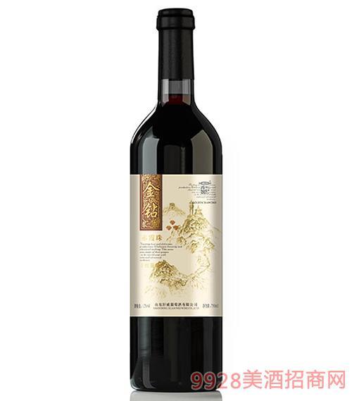 轩威金钻赤霞珠干红葡萄酒750ml