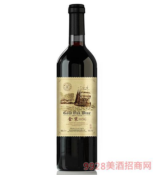轩威金装ID96赤霞珠干红葡萄酒750ml