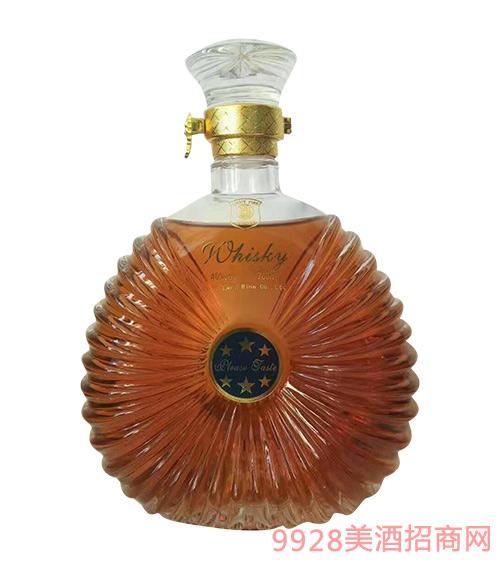 英格兰灯之火精品威士忌40度700ml