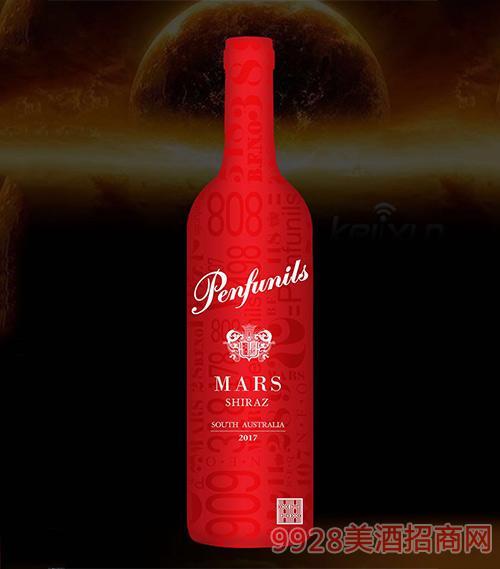 奔富尼澳MARS红标葡萄酒750ml