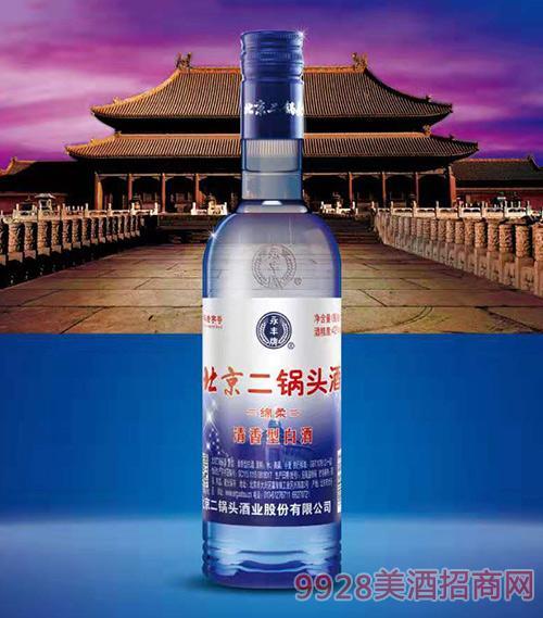 永丰牌北京二锅头酒绵柔