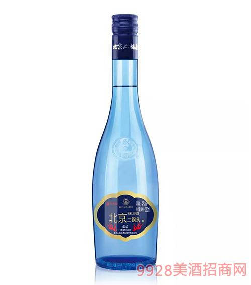 北京二锅头蓝柔42度250ml