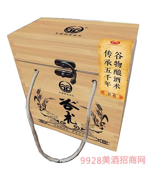 谷术酱酒(木箱)