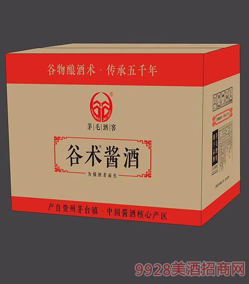 谷术酱酒(箱装)