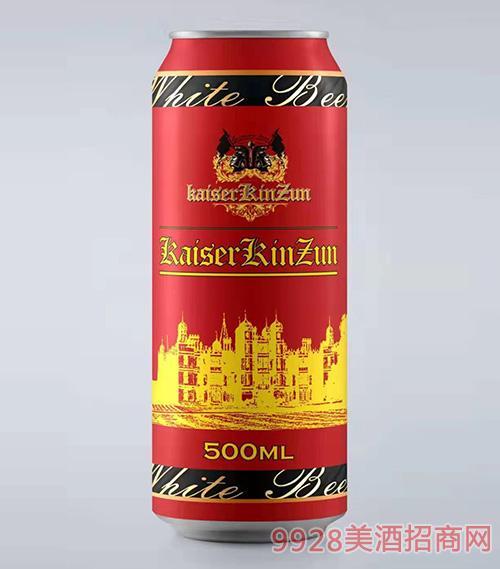 凱撒金樽黑啤500ml