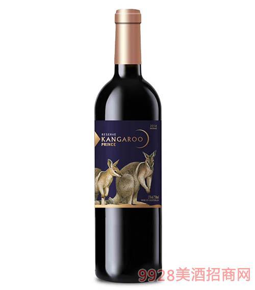 卡斯特袋鼠干红葡萄酒