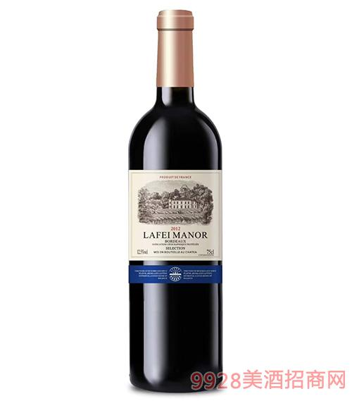 拉菲古堡莊園精選干紅葡萄酒
