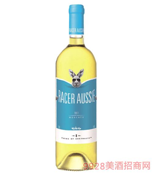 澳洲賽車手莫斯卡托甜白葡萄酒