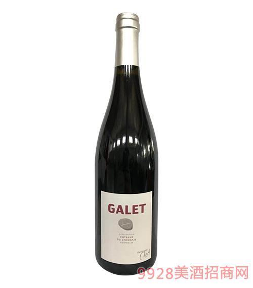 法国格鲁特嘉雷特干红葡萄酒750ml