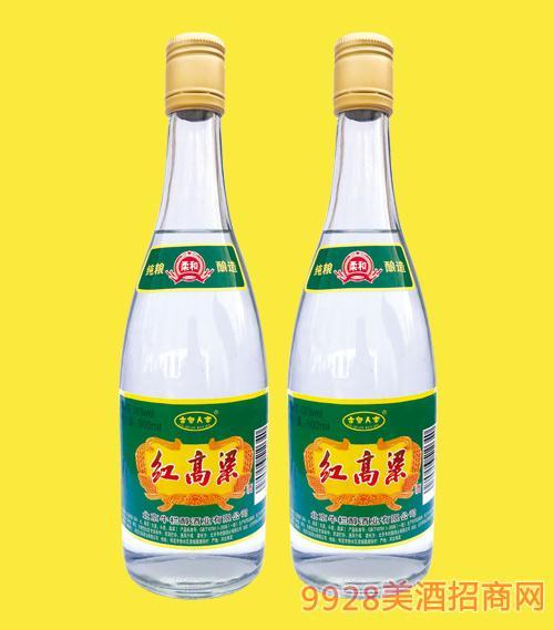红高粱酒38度500mlx12