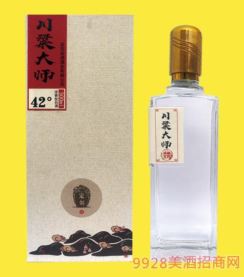 川粱大师酒42度500mlx6