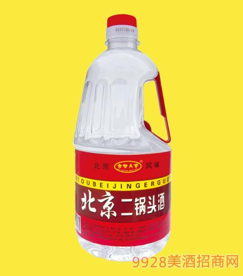 北京二锅头酒手提桶装42度50度56度2Lx6
