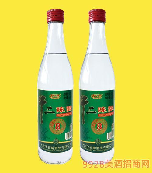 牛二陈酿酒8珍品42度500mlx12