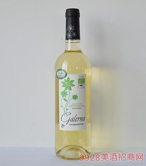 歌莉娜有机干白葡萄酒