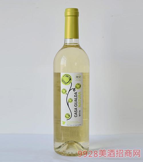 守护神有机尊享干白葡萄酒