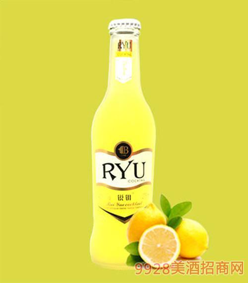 锐玥柠檬味鸡尾酒4度275ml