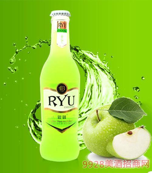 锐玥苹果味鸡尾酒4度275ml