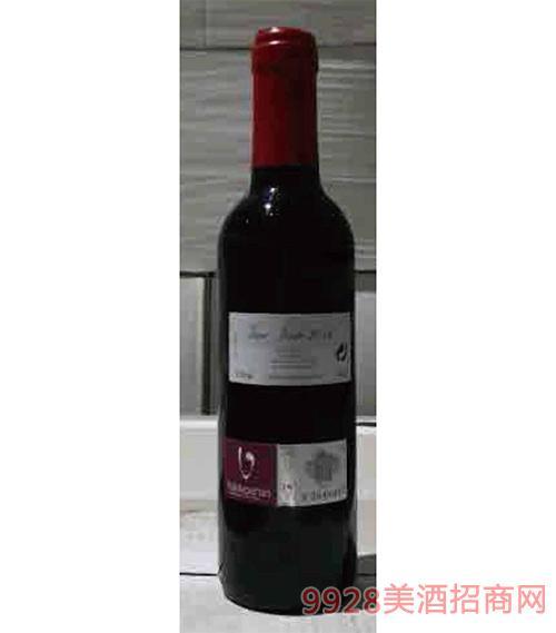 南通海关定制西班牙红酒13度375ml