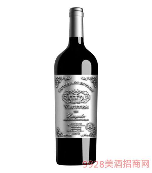 雅斯特朗格多克干红葡萄酒银标13度750ml