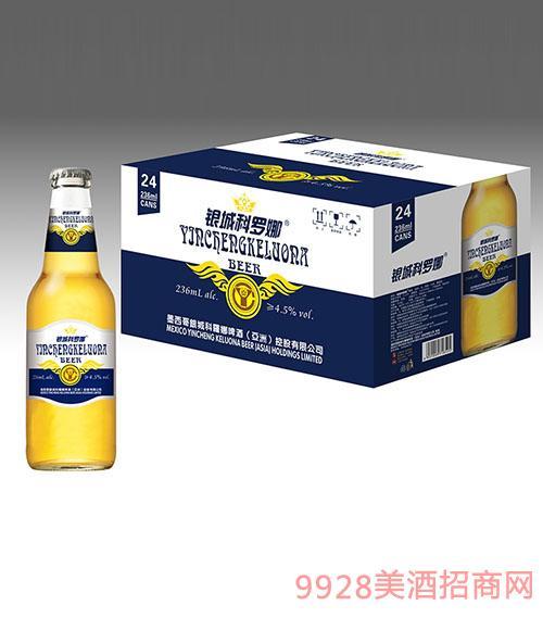 银城科罗娜啤酒236ml