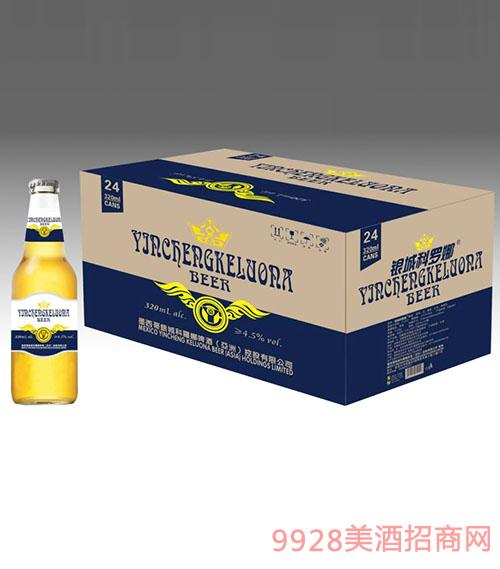 银城科罗娜啤酒320ml