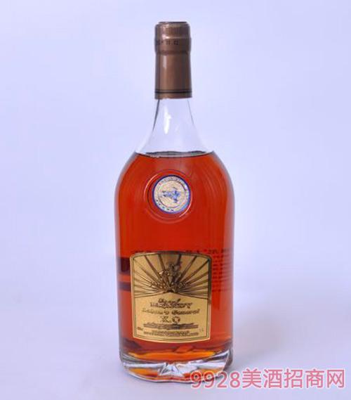 拉班尼XO白�m地瓶40度1L