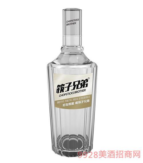 筷子兄弟酒光瓶45度475ml