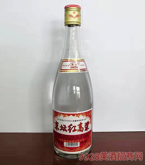 京坛红高粱酒