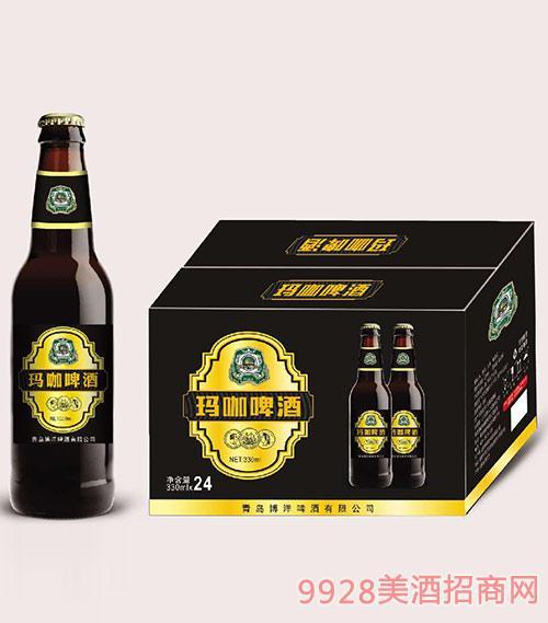 玛咖啤酒330mlx24