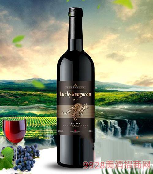 南澳兰?#32654;?#28330;2017西拉干红葡萄酒14度750ml