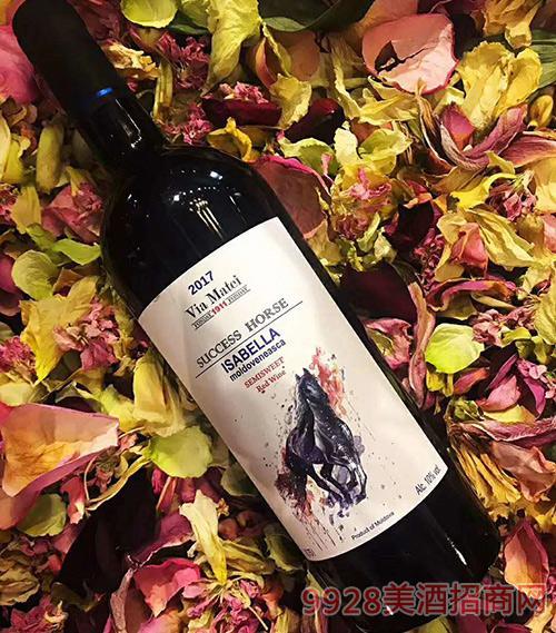 摩尔多瓦伊莎贝拉半甜葡萄酒
