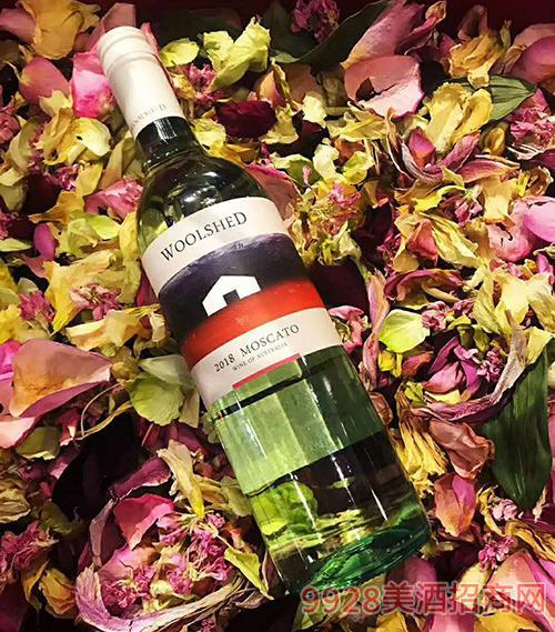 澳大利亚小甜水葡萄酒