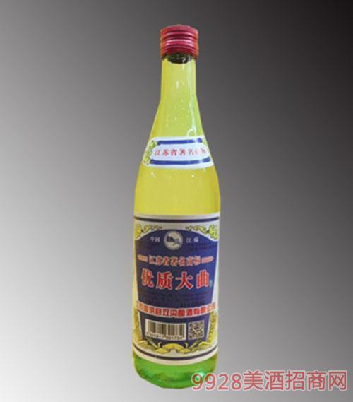 优质大曲光瓶酒