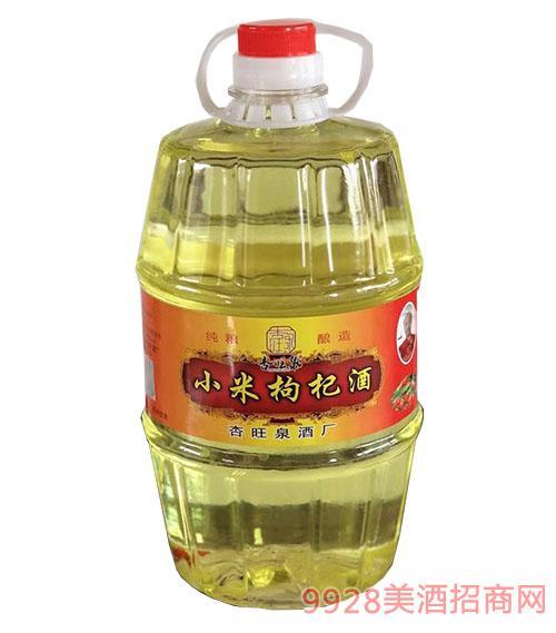 小米枸杞酒