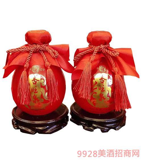 杏旺泉(红瓶)酒