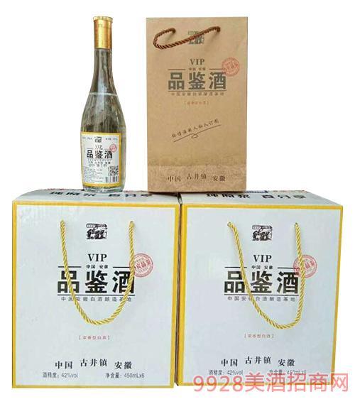 VIP品鉴酒42度450mlx6