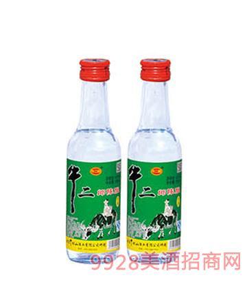 牛二郎陈酿白酒中瓶