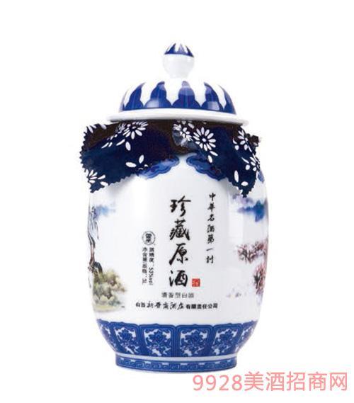 将 军罐酒53度1.5L