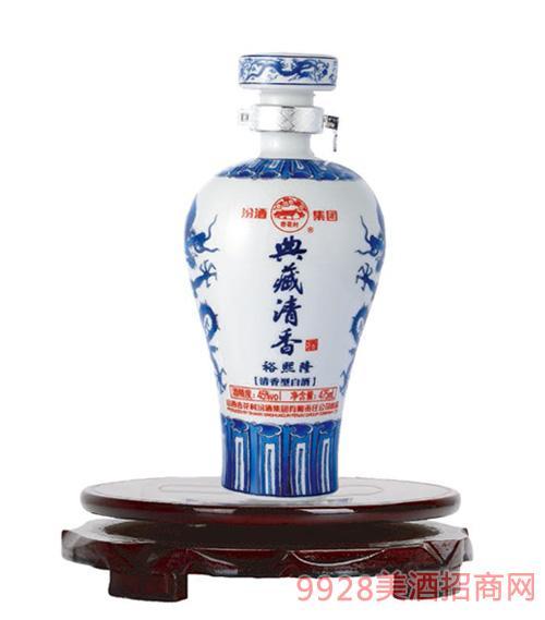 典藏清香酒45度475ml