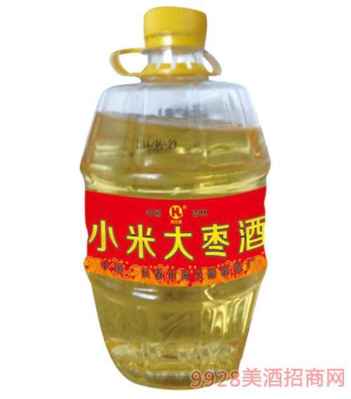 小米大枣酒
